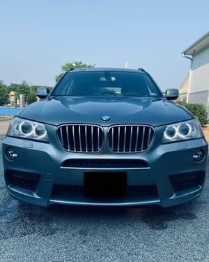 BMW Grille Front Right and Left (Titan) F25 - Genuine OEM for Sale in Richmond, VA