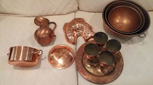 Copper set for Sale in Alexandria, VA