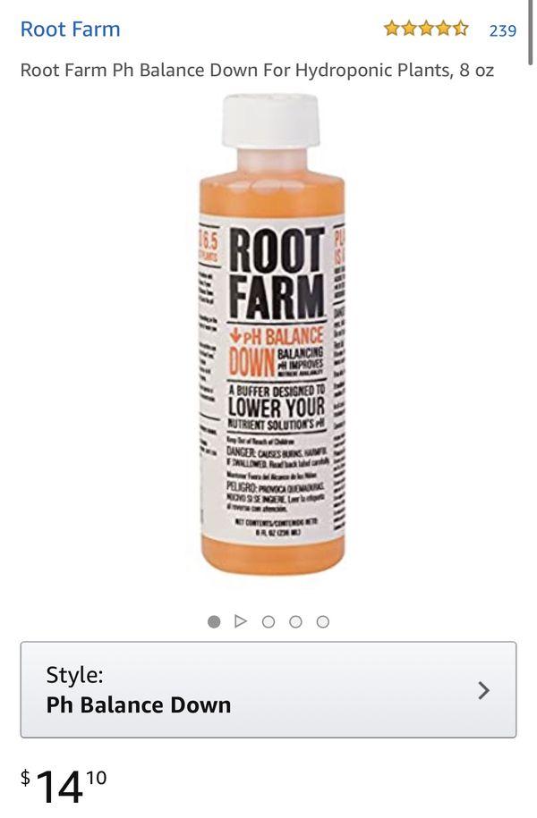 Root Farm - PH DOWN