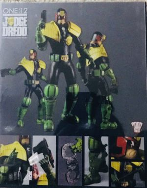 Judge Dredd One 12 Collective Action Figure for Sale in Santa Fe, NM