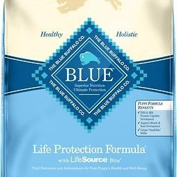 Blue Buffalo Life Protection Formula Puppy Food, 30-lb bag for Sale in New Britain, CT
