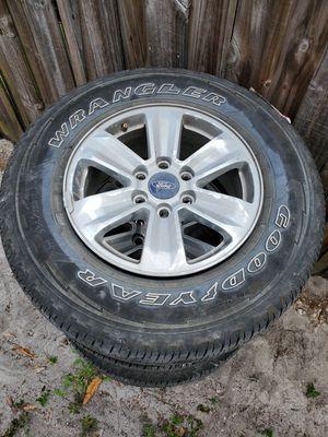 17in tires ford f150 stocks for Sale in Pembroke Pines, FL