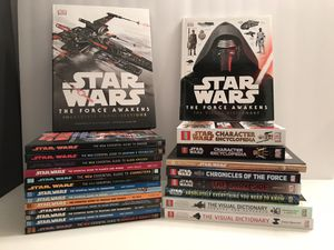 Star Wars Books for Sale in Long Beach, CA