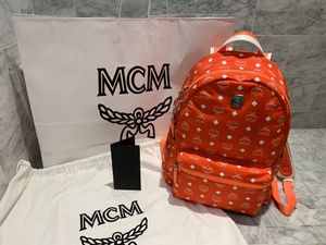 MCM Backpack Authentic for Sale in Scottsdale, AZ