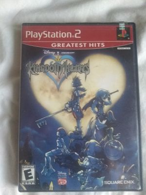 PlayStation 2 Kingdom Hearts for Sale in Olympia, WA