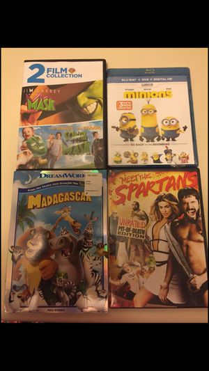 Movies for Sale in Pelzer, SC