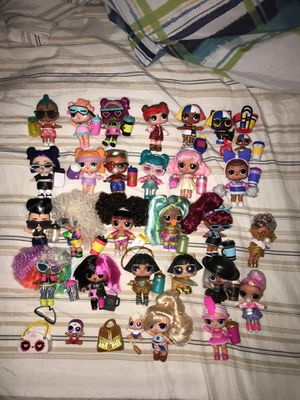Lol surprise dolls lot for Sale in Silver Spring, MD