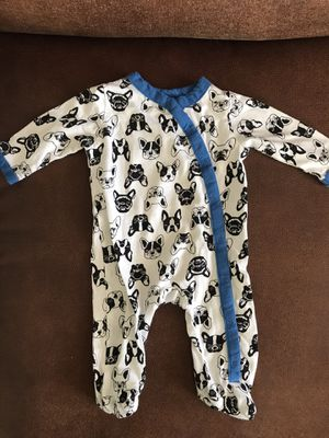 French Bulldog & Boston Terrier Sleeper Onesie for Sale in Chandler, AZ