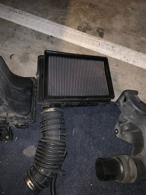 Air intake with K&N performance filter for 3.5L Dodge Charger 2010 sxt for Sale in La Habra, CA