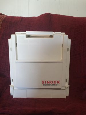 Singer home chest storage for Sale in Akron, OH