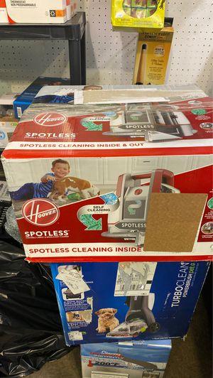 Brand new Hoover spotless shampooer for Sale in Philadelphia, PA