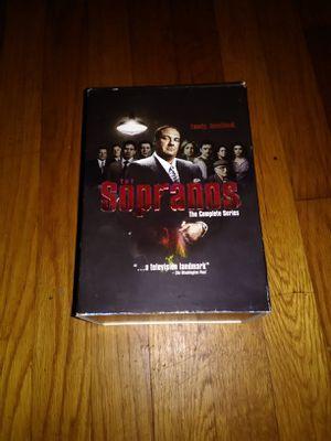 Sopranos Box Set for Sale in Kingsport, TN