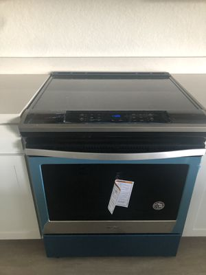 Brand new whirlpool appliance set. for Sale in Miami, FL