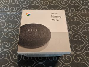 Google Home Mini and Chromecast for Sale in Cleveland Heights, OH