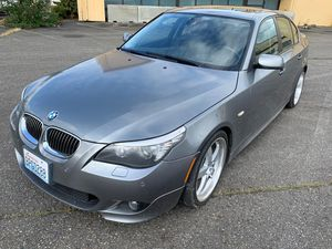 2008 BMW 5-Series LOW MILES for Sale in Tacoma, WA