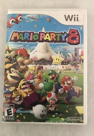 Ninentendo Mario Party 8 for Wii for Sale in San Jose, CA