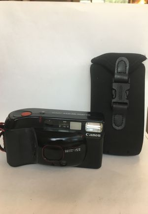 Canon Sure Shot Supreme 38mm 1:2.8 with case works for Sale in Longwood, FL