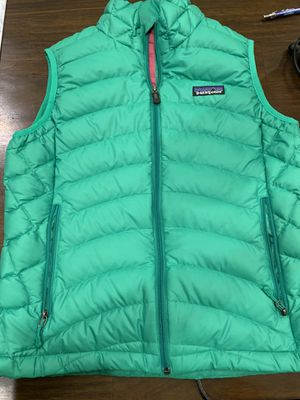 Patagonia Goose Down women's vest for Sale in Belton, TX