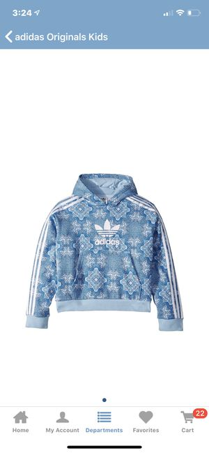 Adidas little girls for Sale in Boston, MA