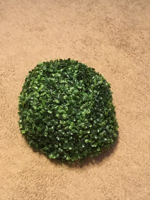 Fake Plastic Plant Bowl for Sale in Denville, NJ