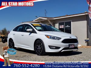 2016 Ford focus for Sale in Victorville, CA