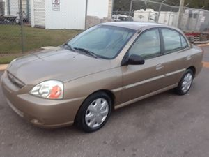 2004 kia rio gas saver good motor and transmision clean florida title for Sale in Tampa, FL