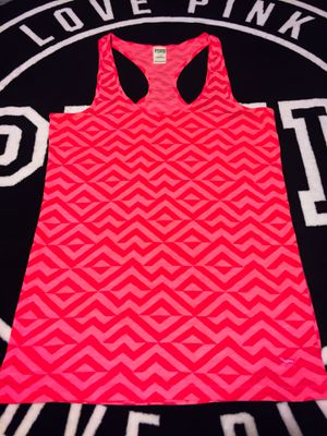 Like New! Victoria's Secret PINK TANK TOP, Size Small for Sale in Las Vegas, NV