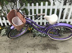 7 speed purple girls bike Tahiti. Used 10 times max. Westwood $100 for Sale in Los Angeles, CA