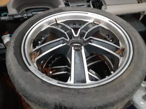 "18"" katana wheels for Sale in Cheverly, MD"