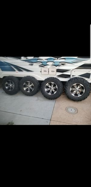 Maxxis FULL SET of Dirt tires in great condition $575 for Sale in Norco, CA