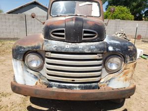 1950 Ford Panel F1 for Sale in Mesa, AZ