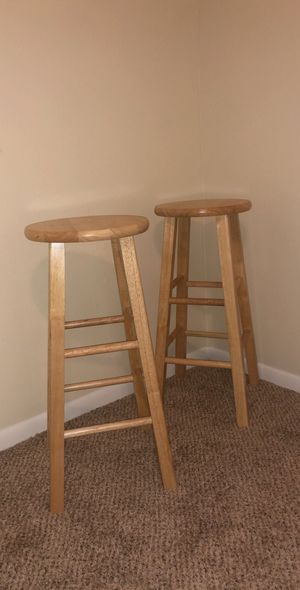 Wooden Stools for Sale in Webster, TX