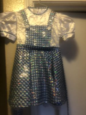 Rubies Wizard Of OZ dress costume for Sale in Arlington, TX