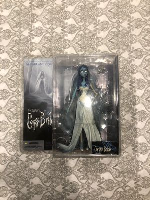 Corpse Bride Action Figure New Toy for Sale in Rialto, CA