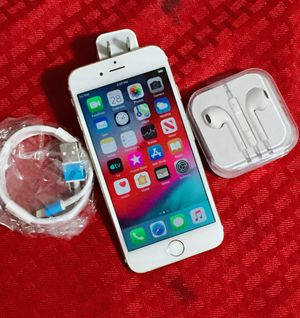 """iPhone 6 """"Factory+iCloud Unlocked Condition Excellent"""" (Like Almost New) for Sale in Springfield, VA"""