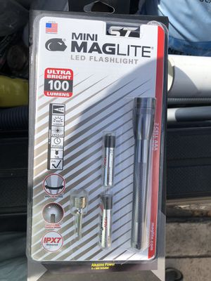 LED maglight for Sale in Coral Gables, FL