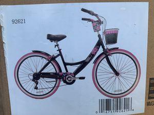 "Susan G. Komen beach cruiser 26"" 7 speeds gears ladies girls women's bike bicycle for Sale in Chula Vista, CA"