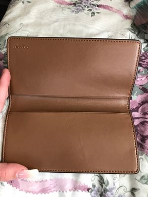 Coach check book for Sale in Fairfield, CA
