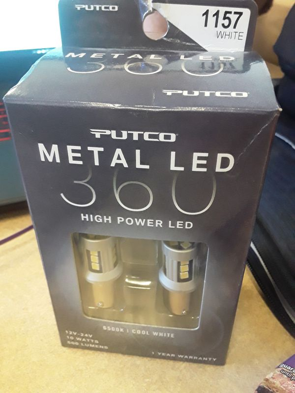 Putco led 360 lights