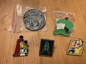 Disney Trading Pins - Alice in Wonderland for Sale in Brea, CA
