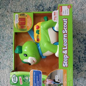 Leap Frog Step & Learn Scout for Sale in Grand Prairie, TX