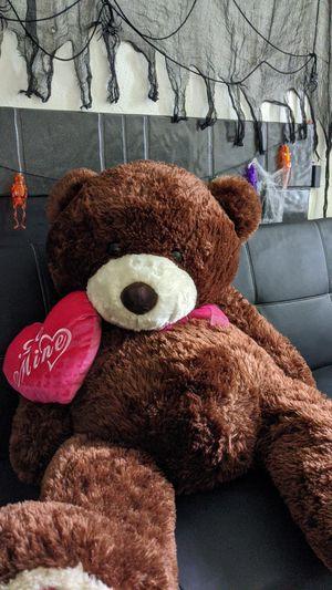 Large Stuffed Bear for Sale in Mesa, AZ