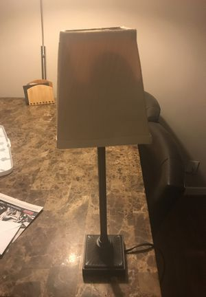 Table lamp for Sale in Houston, TX
