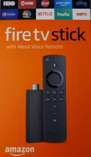 UNLOCKED FIRE TV STICK/THE BEST SETUP/ALL MOVIES,SHOWS,SPORTS for Sale in Kent, WA