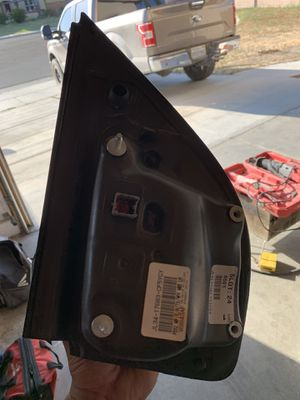 FORD F150 mirror for Sale in Temecula, CA