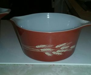 Two Vintage Pyrex nesting bowls for Sale in Palm Harbor, FL