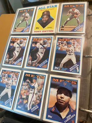 Baseball Cards (70's & 80's cards) for Sale in Pomona, CA