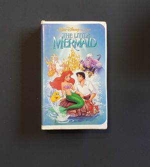 Disney The Little Mermaid VHS for Sale in Greer, SC
