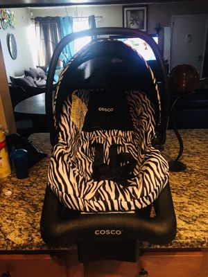 Cosco car seat And scroller brand new set must Go bought new set for Sale in Tampa, FL