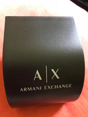 authentic armani exchange watch for men for Sale in Charlotte, NC